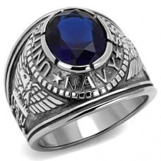 SZ 8. 9. 10. 11. 13. Navy Ring